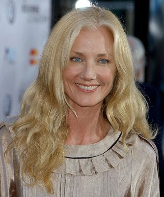 Joely Richardson at the Hollywood premiere of Universal Pictures' The Bourne Ultimatum