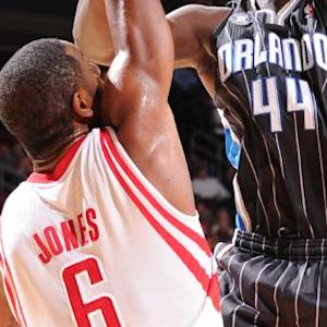 Block of the Night - Terrence Jones