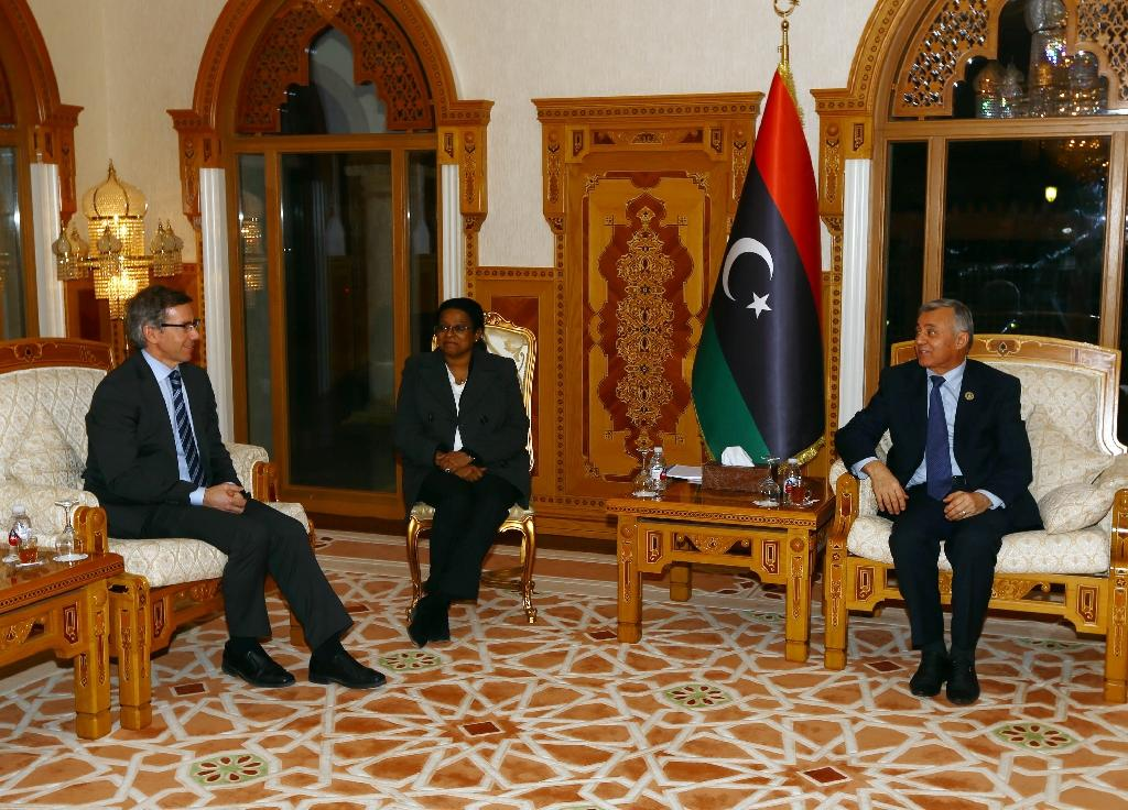 Libya rivals discuss UN-backed peace proposals: envoy