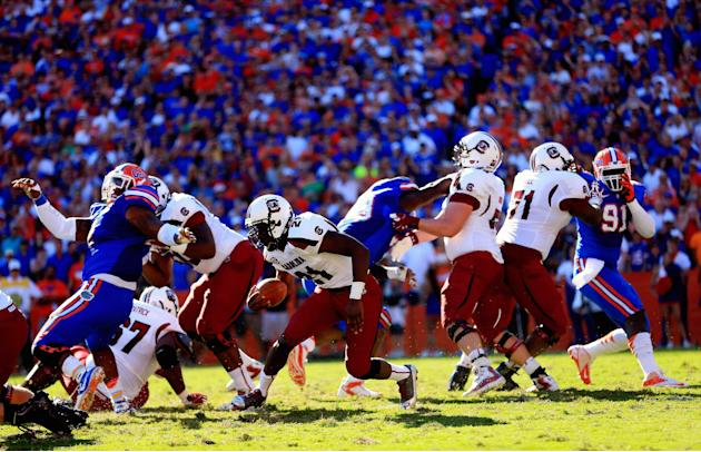 South Carolina v Florida