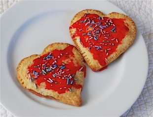 Heart Pop Tarts