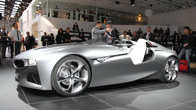 BMW ConnectDrive Concept