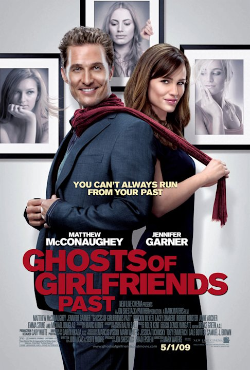 Ghosts of Girlfriends Past Poster Production Stills Warner Bros. 2009