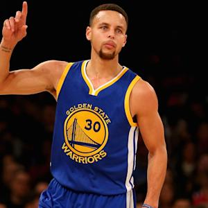 One-on-one with Stephen Curry