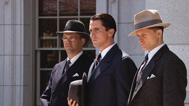 Public Enemies Production Photos 2009 Universal Pictures Christian Bale