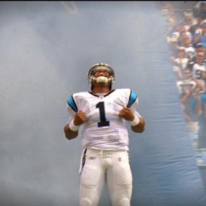 Carolina Panthers QB Cam Newton's career so far