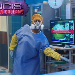 NCIS: New Orleans - Red Alert