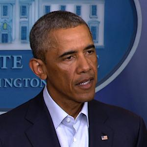Obama calls for calm, understanding in Ferguson