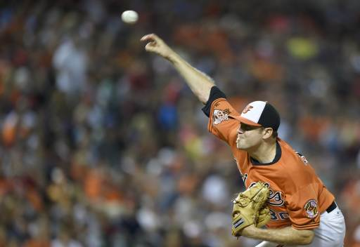 Orioles RHP Tillman will pitch playoffs opener
