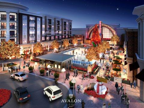 North American Properties Breaks Ground at Avalon in Alpharetta