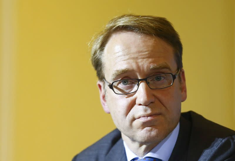 ECB's Weidmann says German 2015 growth may be better than expected
