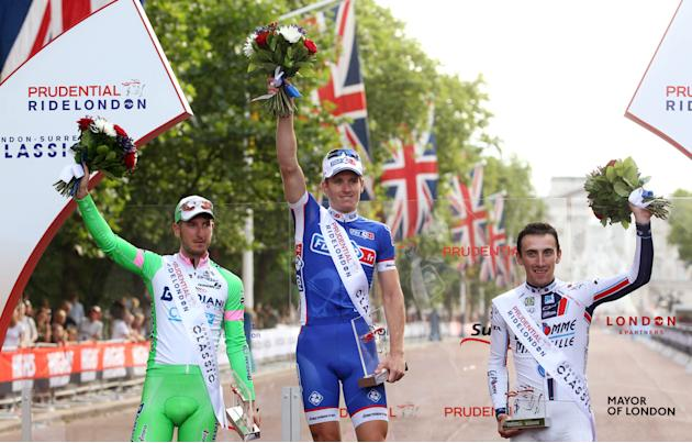 Cycling - Ridelondon Grand Prix - Day Two - London