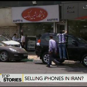 Is Apple Setting the Stage for iPhone's Iran Debut?