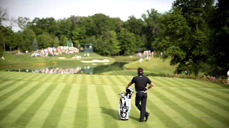 PGA: The Memorial Tournament-First Round