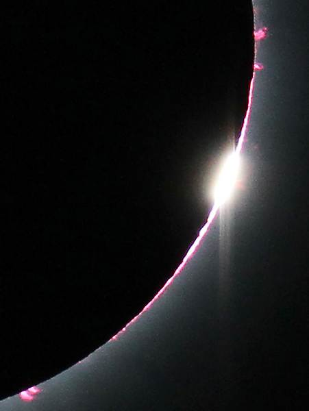 Total Solar Eclipse Today is Last Until 2015