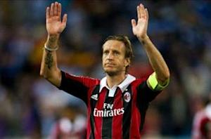 Ambrosini set to sign one-year contract with Fiorentina