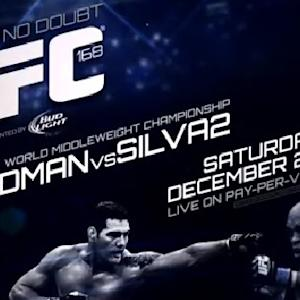 UFC 168 on Pay-Per-View Preview