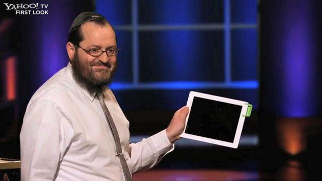 'Shark Tank' Exclusive: Impressive Rabbi