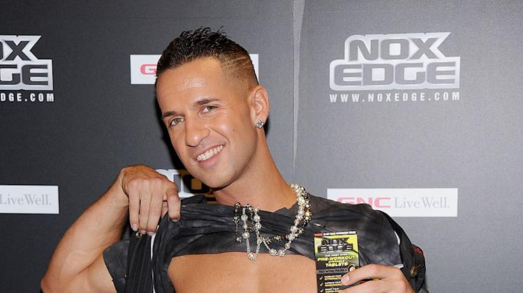 "Mike ""The Situation"" Sorrentino will compete on the eleventh season of ""Dancing With the Stars."""