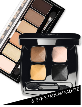6. Eye Shadow Palette