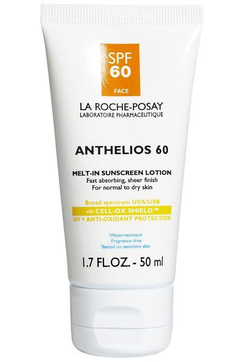 Load Up on a Light Sunscreen