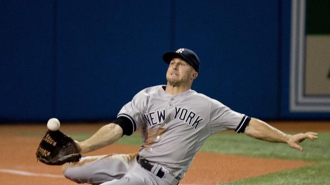 Teixeira homers as Yankees beat Blue Jays 5-3