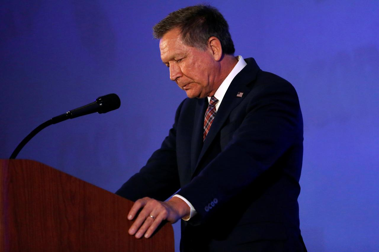 John Kasich suspends presidential campaign: Reports
