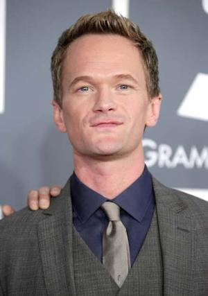Neil Patrick Harris attends the 55th Annual Grammy Awards at Staples Center, Los Angeles, on February 10, 2013 -- Getty Images