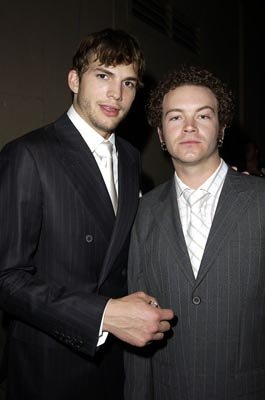 Ashton Kutcher, Danny Masterson MTV Movie Awards - 5/31/2003