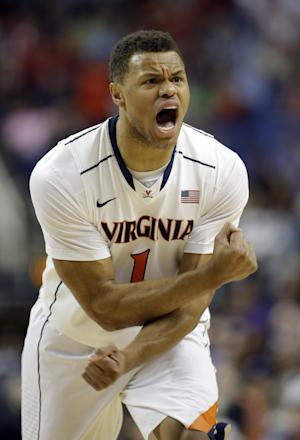 No. 6 Virginia holds off Pittsburgh 51-48 in ACCs