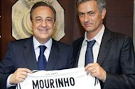 'The door isn't closed to Mourinho at Madrid' - Perez