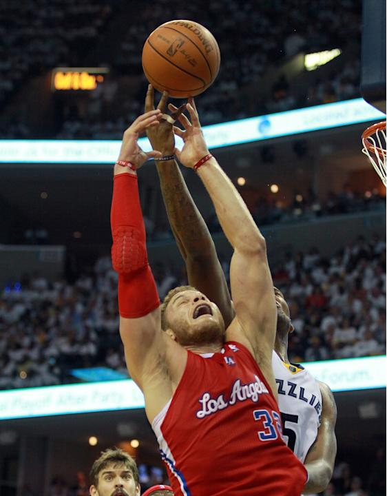 Los Angeles Clippers v Memphis Grizzlies - Game One