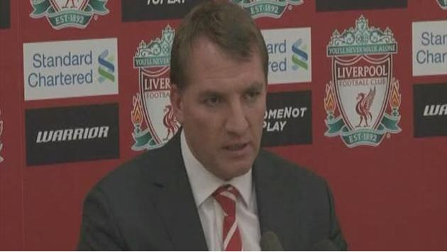 Premier League - Suarez victim of FA inconsistency, says Liverpool's Rodgers
