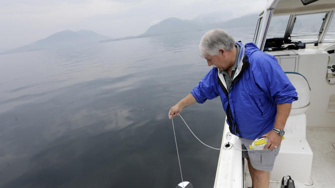 Making NY's Lake George the world's 'smartest'
