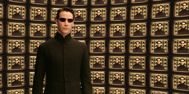 Top 10 Trilogies Gallery 2010 The Matrix Reloaded