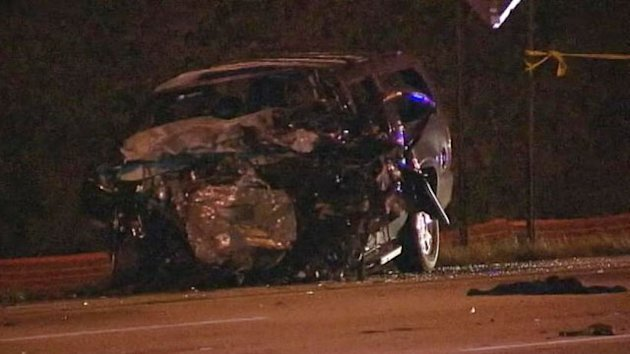 Wrong-Way Highway Driver Kills Four in Florida Cop Chase (ABC News)