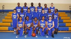 Joliet Central boys basketball team