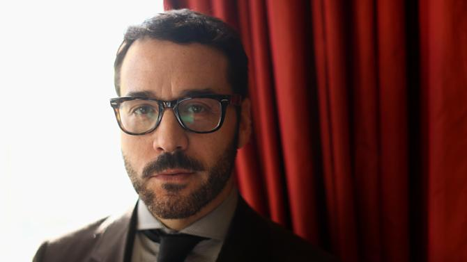 """In this Jan. 15, 2013 photo, actor Jeremy Piven, from the television series """"Mr. Selfridge,"""" poses for a portrait during the PBS Winter TCA Tour at the Langham Huntington Hotel in Pasadena, Calif. """"Mr. Selfridge,"""" based on the nonfiction book """"Shopping, Seduction & Mr. Selfridge"""" by Lindy Woodhead, details Harry Gordon Selfridge's quest to bring brassy American salesmanship to the hidebound world of British shops with his enduring Selfridges & Co. (Photo by Matt Sayles/Invision/AP)"""