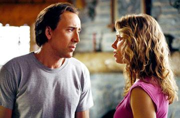 Nicolas Cage and Jessica Biel in Paramount Pictures' Next