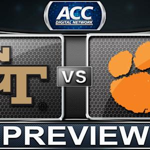 Georgia Tech vs Clemson Football Preview