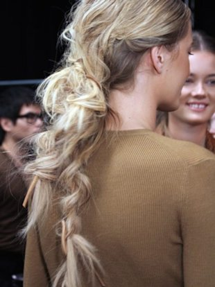 Dusty Matted Braid