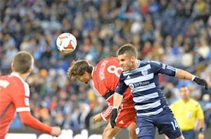 Sporting Kansas City 1-0 San Jose Earthquakes: Penalty the difference in KC win