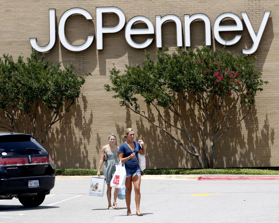 CEO salvages JC Penney 2Q earnings disaster
