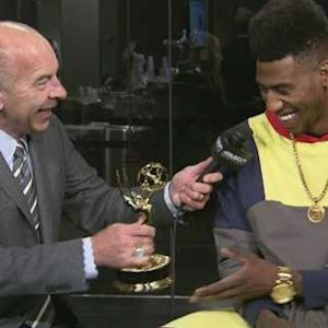 Shumpert Wins An Emmy