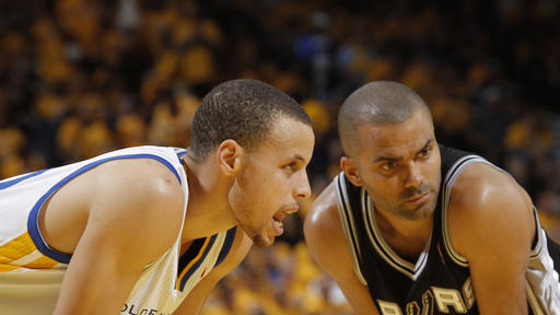 Spurs top Warriors 102-92 for 2-1 series lead