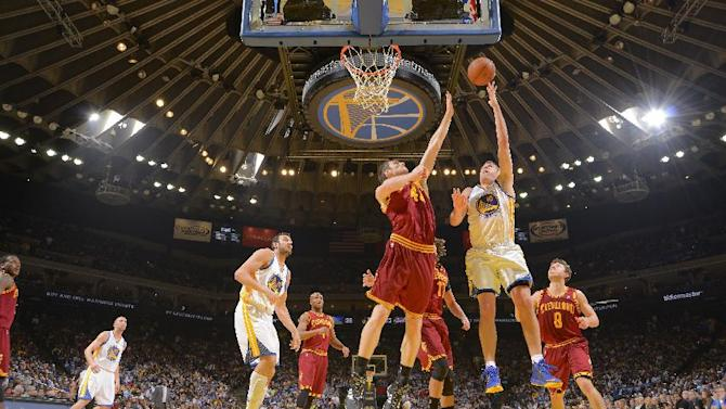 Cavaliers rally past Warriors 103-94
