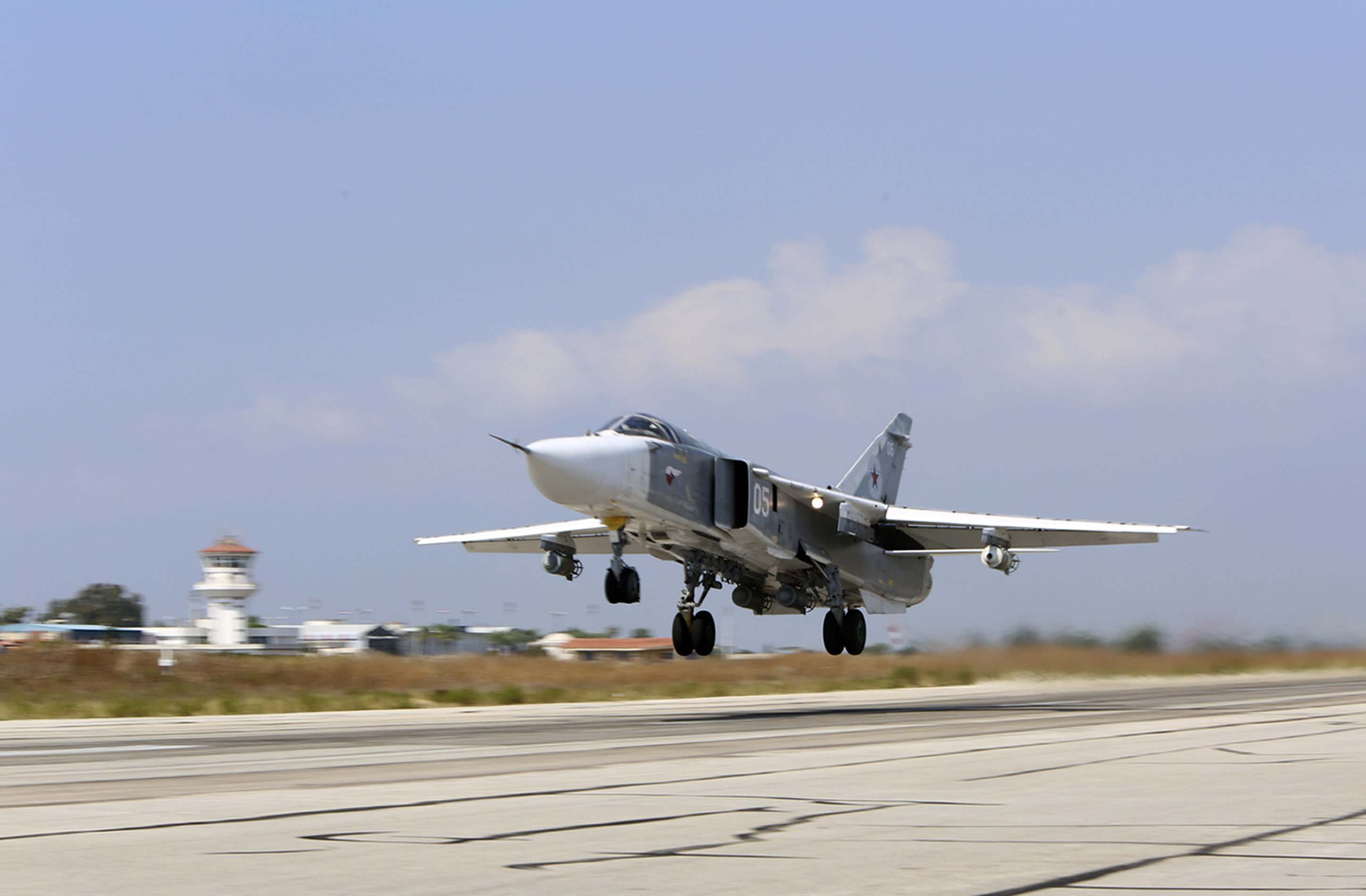 Russian entry into Syria's air wars raises worries
