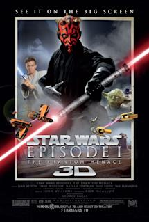 Poster of Star Wars: Episode I - The Phantom Menace
