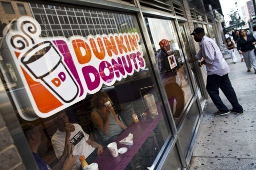 Investors eat up Dunkin' Brands&nbsp;&hellip;