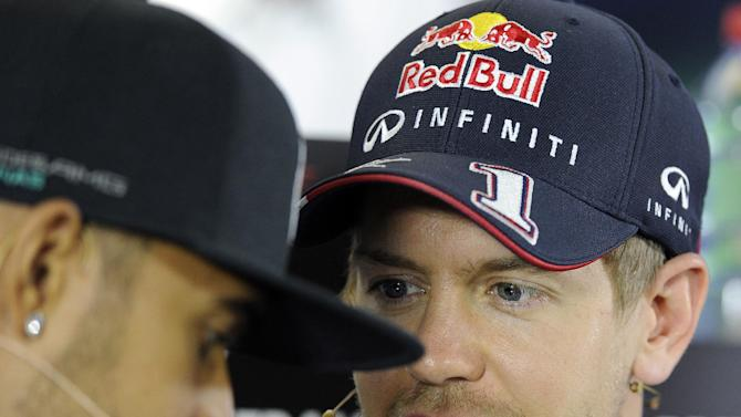 Vettel warns those writing off his title chances
